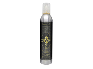 Italian Crest Mousse Curly 300 ml