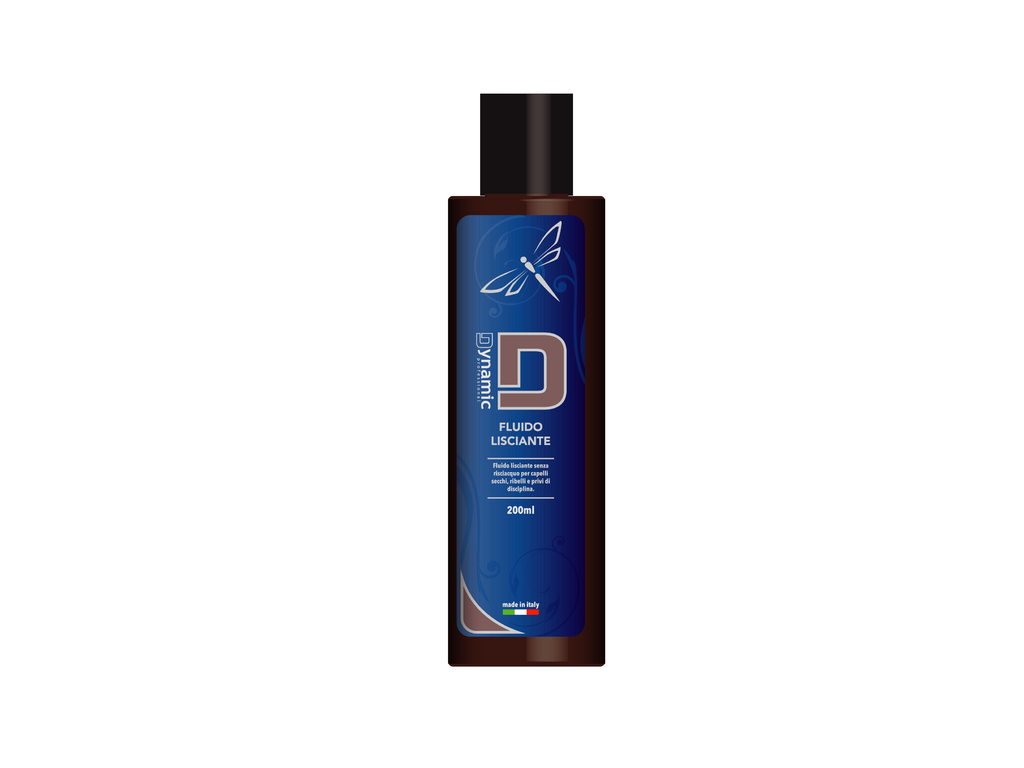Fluido Lisciante Argan Dynamic 200 ml