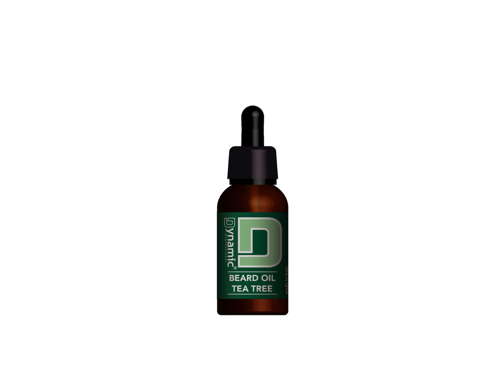 Olio Barba Dynamic Tea Tree 30 ml