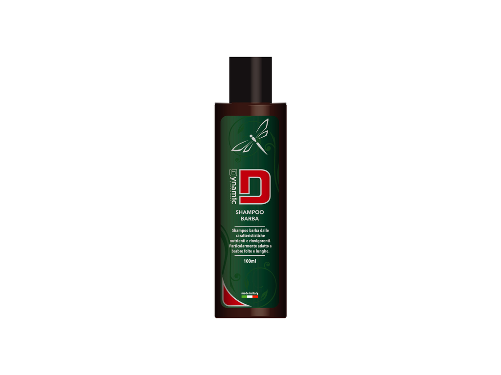 Shampoo Barba Dynamic 100 ml