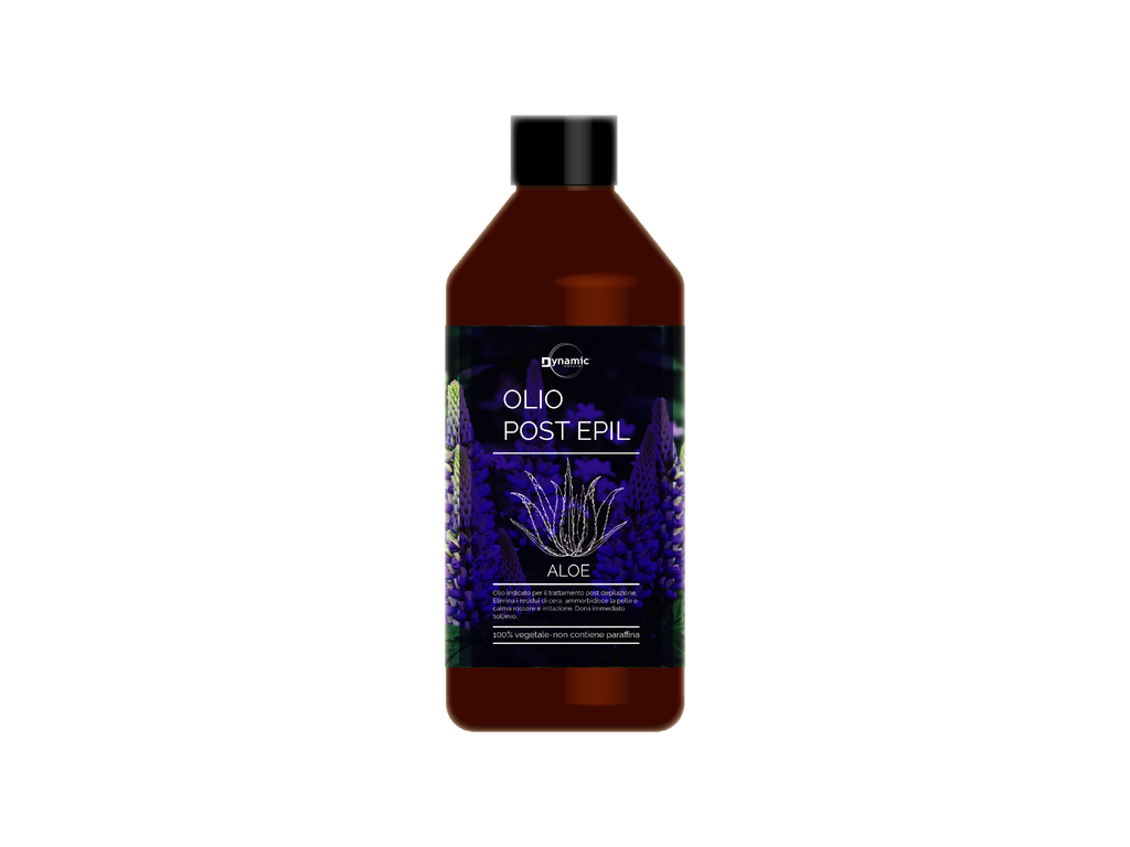 Olio Post Epil Aloe Dynamic 500 ml