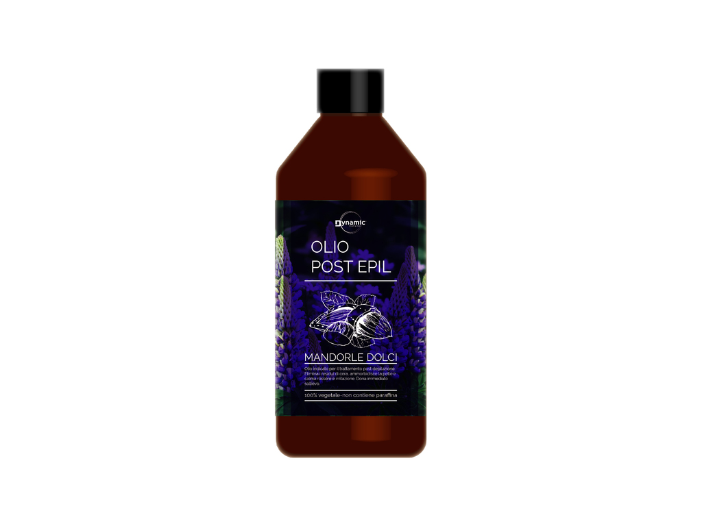Olio Post Epil  Mandorla Dolce Dynamic 500 ml