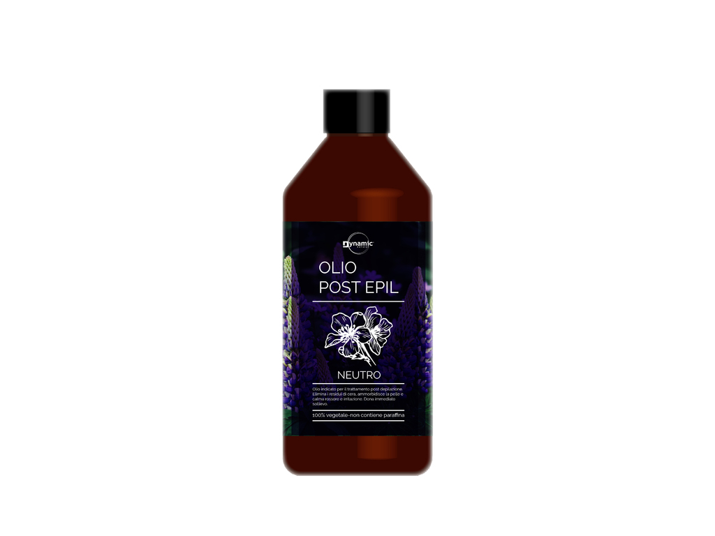 Olio Post Epil Neutro Dynamic 500 ml
