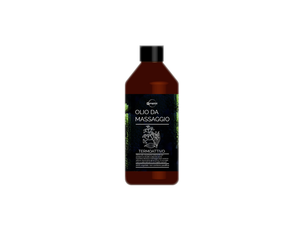 Olio Termoattivo Dynamic 250 ml