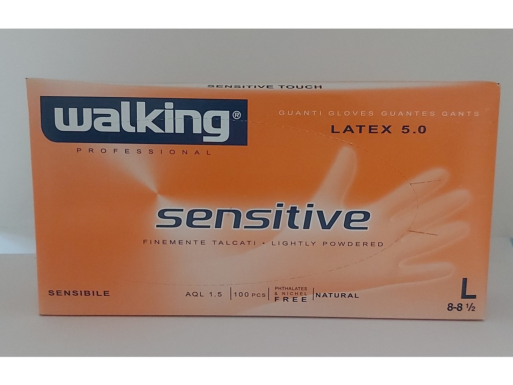 Guanto walking sensitive l
